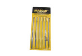 Mascot 14cm  Swiss Needle File, 6-Piece Set, Item No. H778
