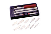 Mascot Precision Knife Set, Item No. H182