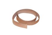 "Leather Strips 25'X1-1/2""X1/8"", Item No. 23.229"