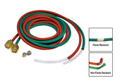 8' Fire Resistant Hoses, 14.089
