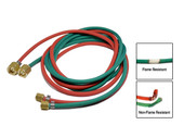 8' Fire Resistant Hoses, 14.093