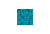 Freeman Injection Flakes - Turquoise, Item No. 21.474