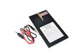 Optional Plastic Test Plate with Tri Wire, Item No. 56.677