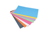 Slurry Coated Polishing Sheets, 9 assorted grits, 18 pk, Item No. 10.021