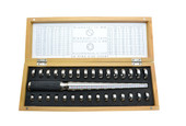 Deluxe Ring Gauge Kit, Item No. 35.305