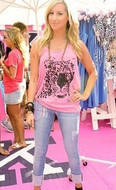 JET by John Eshaya Vintage Wash Skinny Jean as seen on Ashley Tisdale
