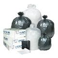 Can Liner, HI-D 55-60 Gallon, 43x48, 16 mic, Black, 200/case