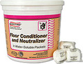 Floor Conditioner & Neutralizer Water Flakes, 2 X 90 X 0.5 wt oz