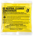GS Neutral Cleaner Concentrate, 36 X 4 fl oz