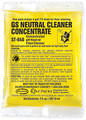GS Neutral Cleaner Concentrate, 72 X 2 fl oz