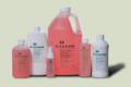 Lens Cleaning Solution, Anti-Fog, Anti-Static, 1 gallon