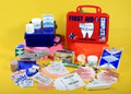 First Aid Kit, 18PR - Complete First Aid, 18 Unit