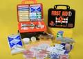 First Aid Kt, 18PO - Road - Poly Orange, 18 Unit