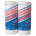 Boardwalk® Household Perforated Paper Towel Rolls, 2 Ply, 11 x 9, 100 sheets, 30 rolls/case