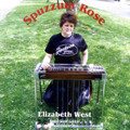 Elizabeth West CD Spuzzum Rose