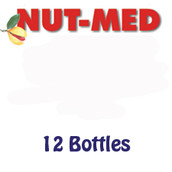 Nut Med  12 bottles