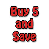 Buy 5 and Save