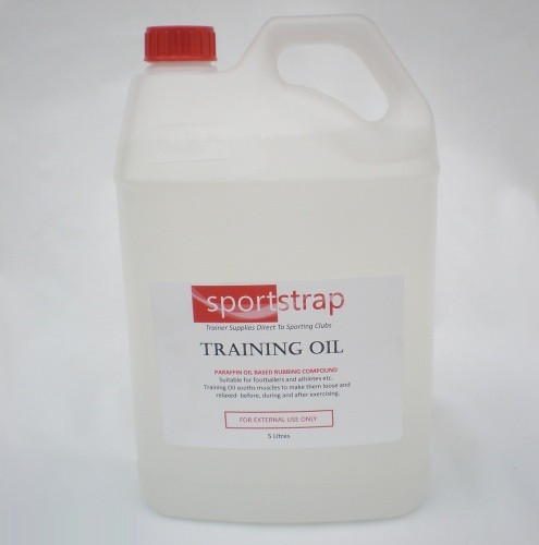 Sportstrap Training Massage Oil