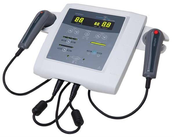 Accusonic Plus Ultrasound Machine - 1Mhz & 3 Mhz