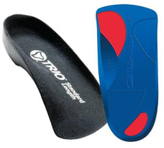 Orthotic Insoles 3/4