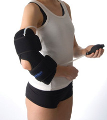 Elbow Cold Compression Cryotherapy