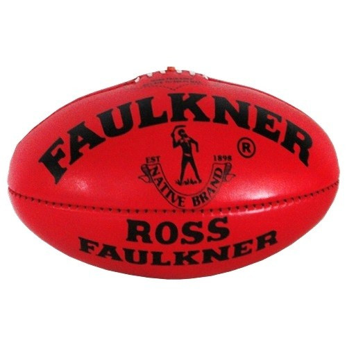 Ross Faulkner AFL Footballs