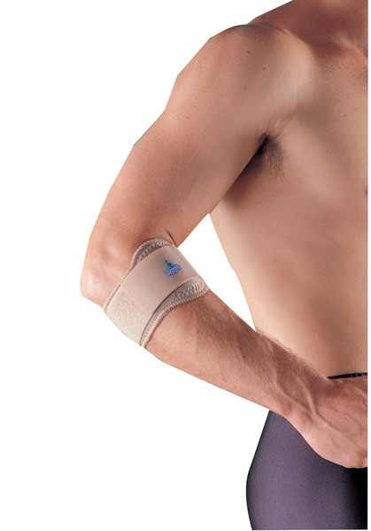 Tennis/Golf Elbow Support with Silicone Pad