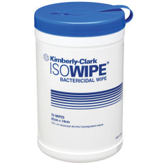 Isowipes Alcohol Wipes