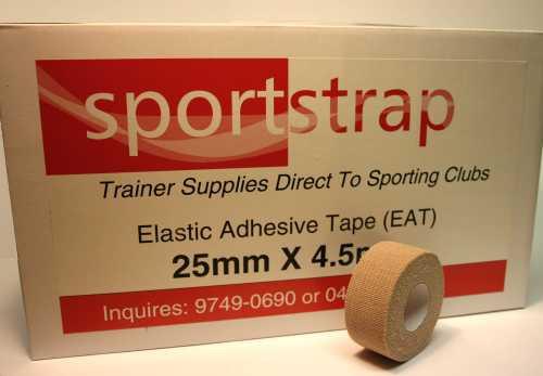 SportStrap Cotton Hand-Tear Stretch Tape - Box Size
