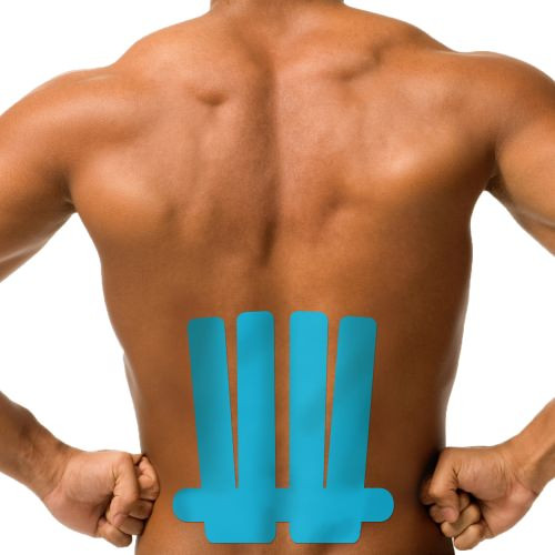 Kinesiology Tape Pre-Cut Back Support