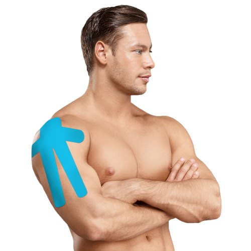 Kinesiology Tape Pre-Cut Shoulder Support