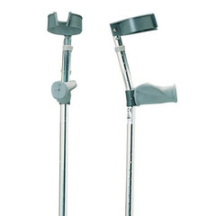 Forearm Crutches - Ergonomic grips