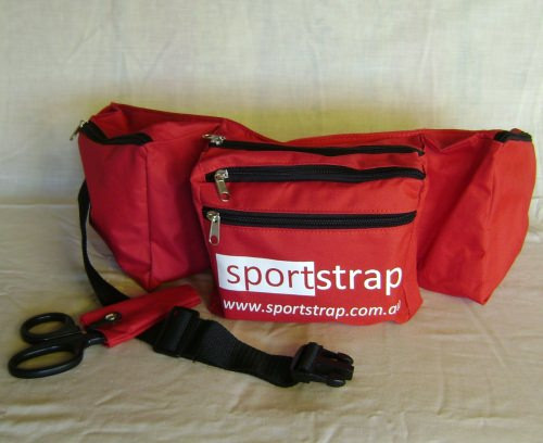 SportStrap Bum Bag (scissors not included)