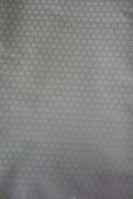 Top Quality Swiss Voile (Atiku) - White-Grey - SV26
