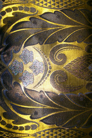 Damask - 2.5 yards.