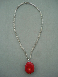 Natural Gem Stone Red