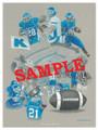 Kentucky Football Print