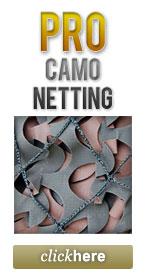 Pro Camo Netting