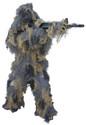 ACU Camo Sniper Ghillie Suit