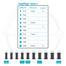 SnapPlugs : Series 1 Size Chart