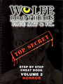 Wolfe Face Art FX Cheat Book - Horror