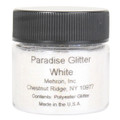 Paradise White Glitter by Mehron 10g