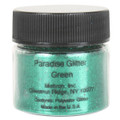 Paradise Green Glitter by Mehron 10g