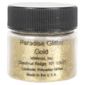 Paradise Gold Glitter by Mehron 10g