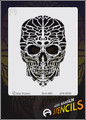 Skull #001 Large