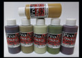 ProAiir Zombie Hybrid Airbrush Makeup Set of 6 x 4 oz
