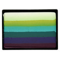 Paradise Prisma Breeze One Stroke Rainbow split cake 50g. On Sale! $3.05 discount!