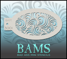 BAN Swish Stencil 3001