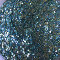 A beautiful mix of fine , medium and chunky glitter colours.