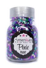 Mardi Gras Pixie Paint